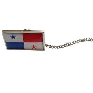 Panama Flag Tie tack